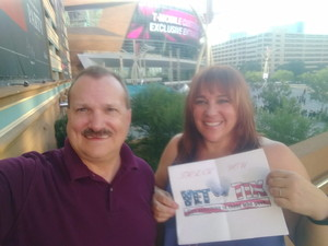 Douglas attended Panic! At the Disco Pray for the Wicked Tour on Aug 18th 2018 via VetTix