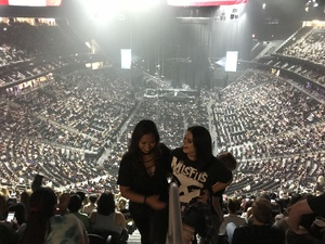 Marinella attended Panic! At the Disco Pray for the Wicked Tour on Aug 18th 2018 via VetTix
