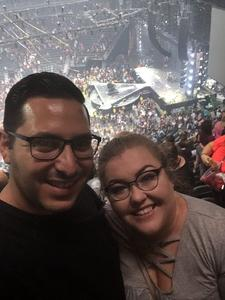 LeAndrew attended Panic! At the Disco Pray for the Wicked Tour on Aug 18th 2018 via VetTix