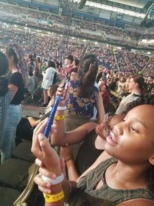 Josh attended Taylor Swift Reputation Stadium Tour - Pop on Aug 28th 2018 via VetTix