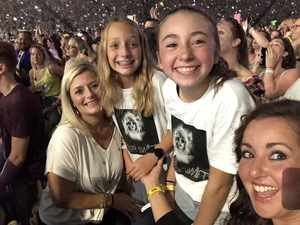 RYAN attended Taylor Swift Reputation Stadium Tour - Pop on Aug 28th 2018 via VetTix