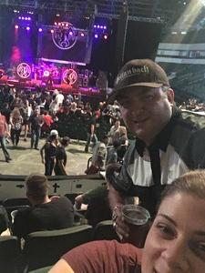 Laura attended Loudwire's Gen X Summer - Buckcherry - P. O. D. - Lit and Alien Ant Farm on Aug 22nd 2018 via VetTix