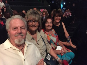 Phillip attended Lionel Ritchie - Saturday on Aug 18th 2018 via VetTix