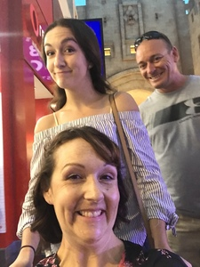 Matthew attended Lionel Ritchie - Saturday on Aug 18th 2018 via VetTix