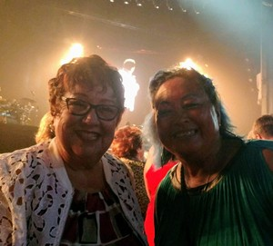 Maria attended Lionel Ritchie - Saturday on Aug 18th 2018 via VetTix