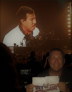 Scott attended Lionel Ritchie - Saturday on Aug 18th 2018 via VetTix