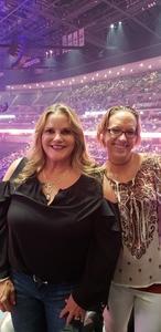 Christy attended Sam Smith 8/21 at Pepsi Center in Denver on Aug 21st 2018 via VetTix