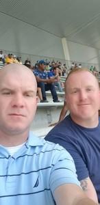 Thomas attended Baylor University Bears vs. Duke - NCAA Football on Sep 15th 2018 via VetTix