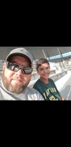 chris attended Baylor University Bears vs. Duke - NCAA Football on Sep 15th 2018 via VetTix