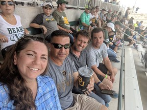 David attended Baylor University Bears vs. Duke - NCAA Football on Sep 15th 2018 via VetTix