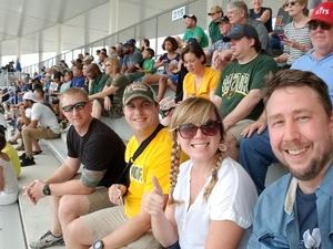 Demian attended Baylor University Bears vs. Duke - NCAA Football on Sep 15th 2018 via VetTix