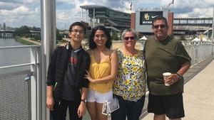 Carlos attended Baylor University Bears vs. Duke - NCAA Football on Sep 15th 2018 via VetTix