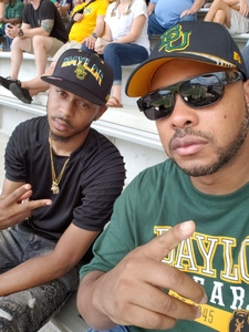 Tarik attended Baylor University Bears vs. Duke - NCAA Football on Sep 15th 2018 via VetTix