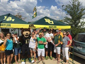 Marcus attended Baylor University Bears vs. Kansas State - NCAA Football on Oct 6th 2018 via VetTix