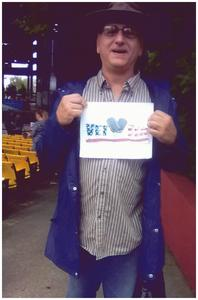 philip attended Counting Crows With Special Guest +live+: 25 Years and Counting - Alternative Rock on Sep 8th 2018 via VetTix