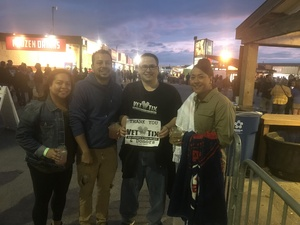 Steven attended Counting Crows With Special Guest +live+: 25 Years and Counting - Alternative Rock on Sep 8th 2018 via VetTix