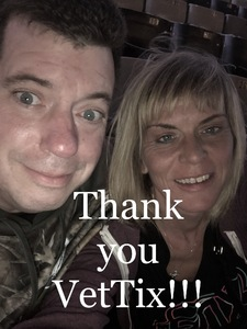 MAURA attended Counting Crows With Special Guest +live+: 25 Years and Counting - Alternative Rock on Sep 8th 2018 via VetTix
