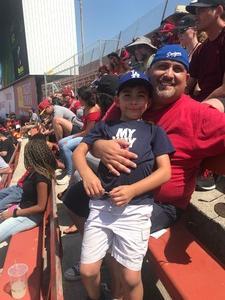 John attended USC Trojans vs. UNLV - NCAA Football on Sep 1st 2018 via VetTix