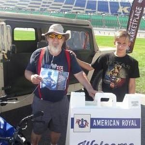 kevin attended American Royal World Series of Barbecue on Sep 15th 2018 via VetTix
