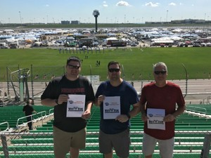 Doug attended American Royal World Series of Barbecue on Sep 15th 2018 via VetTix