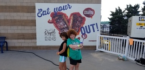 Daniel attended American Royal World Series of Barbecue on Sep 15th 2018 via VetTix