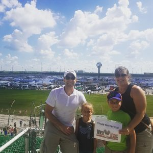 Adam attended American Royal World Series of Barbecue on Sep 15th 2018 via VetTix