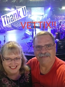 George attended Best in Show Tour Featuring Rick Springfield, Loverboy, Greg Kihn & Tommy Tutone on Aug 21st 2018 via VetTix