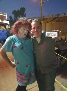 Johnny attended Wells Township Haunted House - Friday Night Show Only on Sep 28th 2018 via VetTix