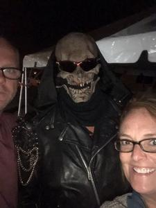 Greg attended Wells Township Haunted House - Friday Night Show Only on Sep 28th 2018 via VetTix
