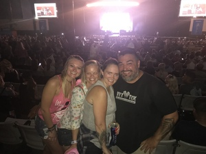 Jeff attended Miranda Lambert and Little Big Town: the Bandwagon Tour - Country on Aug 25th 2018 via VetTix