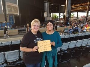 Chris attended Miranda Lambert and Little Big Town: the Bandwagon Tour - Country on Aug 25th 2018 via VetTix