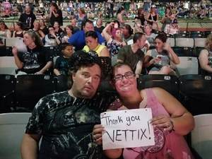 Heather attended Miranda Lambert and Little Big Town: the Bandwagon Tour - Country on Aug 25th 2018 via VetTix