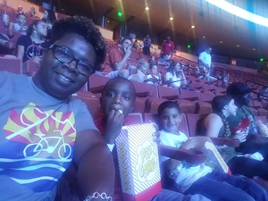 Katara attended Marvel Universe Live! Age of Heroes - Presented by the Frank Erwin Center on Aug 24th 2018 via VetTix