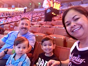 T attended Marvel Universe Live! Age of Heroes - Presented by the Frank Erwin Center on Aug 26th 2018 via VetTix
