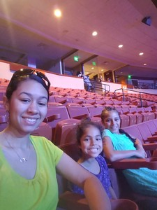 Barbara attended Marvel Universe Live! Age of Heroes - Presented by the Frank Erwin Center on Aug 26th 2018 via VetTix