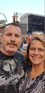 Travis attended Journey & Def Leppard Concert on Aug 24th 2018 via VetTix