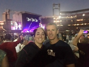 Sean attended Journey & Def Leppard Concert on Aug 24th 2018 via VetTix