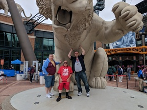 Jerry attended Detroit Tigers vs. St. Louis Cardinals - MLB on Sep 9th 2018 via VetTix