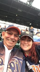 Jerry E attended Detroit Tigers vs. St. Louis Cardinals - MLB on Sep 9th 2018 via VetTix