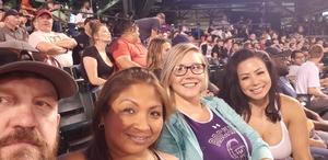 brett attended Colorado Rockies vs San Francisco Giants - MLB on Sep 4th 2018 via VetTix