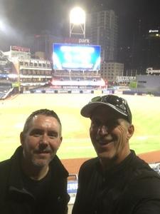 Jason attended Colorado Rockies vs San Francisco Giants - MLB on Sep 5th 2018 via VetTix