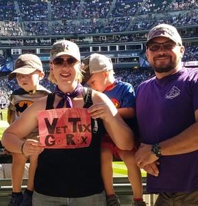 Tim attended Colorado Rockies vs Arizona Diamondbacks - MLB on Sep 13th 2018 via VetTix