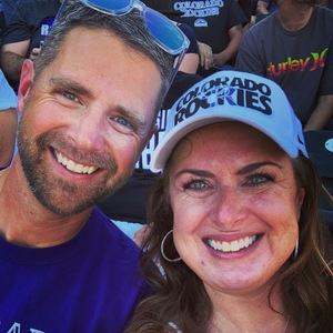 Scott attended Colorado Rockies vs Arizona Diamondbacks - MLB on Sep 13th 2018 via VetTix