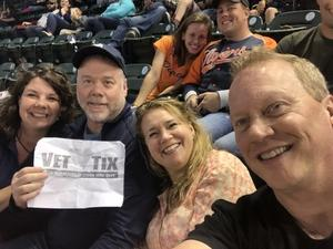 John attended Detroit Tigers vs. Kansas City Royals - MLB on Sep 21st 2018 via VetTix