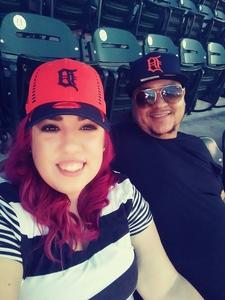 David attended Detroit Tigers vs. Kansas City Royals - MLB on Sep 21st 2018 via VetTix