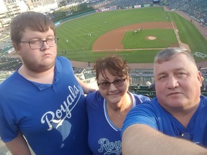 Scott attended Detroit Tigers vs. Kansas City Royals - MLB on Sep 21st 2018 via VetTix