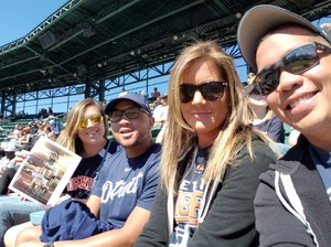 Robert attended Detroit Tigers vs. Kansas City Royals - MLB on Sep 23rd 2018 via VetTix
