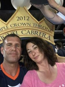 Paul attended Detroit Tigers vs. Kansas City Royals - MLB on Sep 23rd 2018 via VetTix