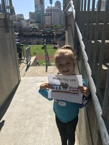 Jacob attended Detroit Tigers vs. Kansas City Royals - MLB on Sep 23rd 2018 via VetTix