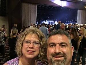 James attended 3 Doors Down and Collective Soul on Sep 8th 2018 via VetTix